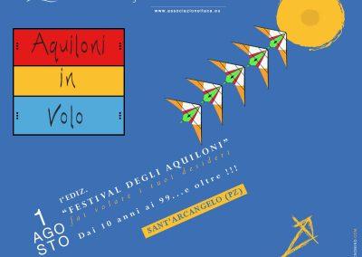 1° Festival degli Aquiloni - Associazione Itaca